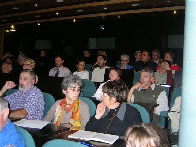 ALARME conférence scientifique