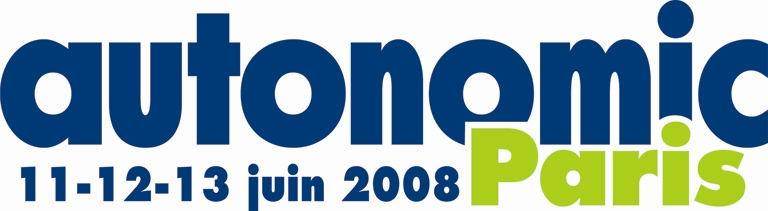 logo autonomic paris 2008 ALARME